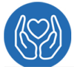 Well-being and Support icon