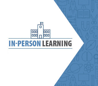 In-person Learning banner
