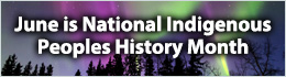 National Indigenous Peoples History Month Promo