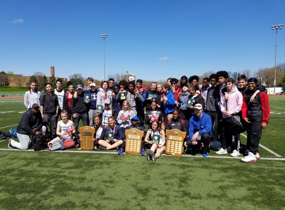 Birchmount Overall Champions Track and Field