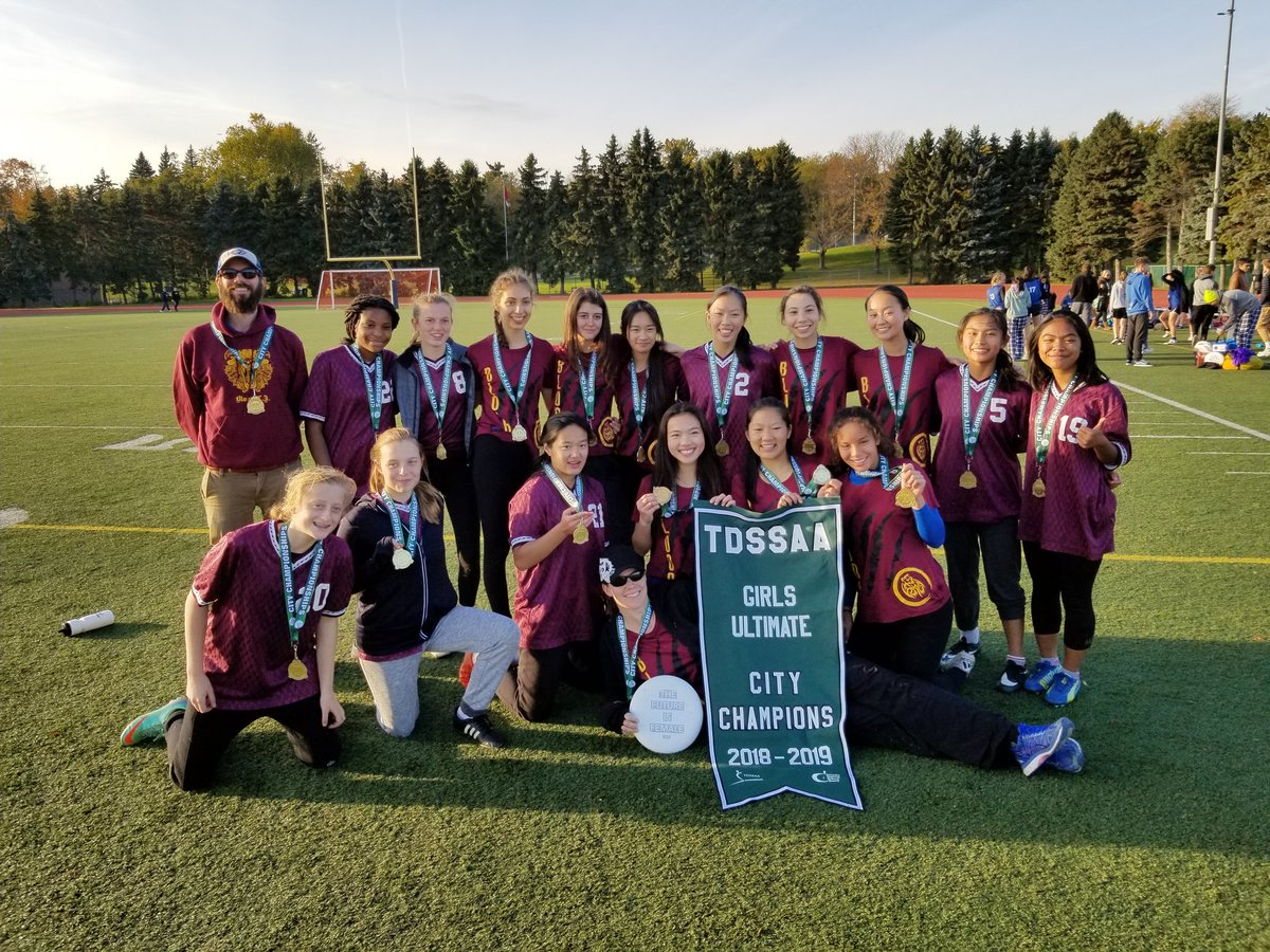 Bloor Girls Ultimate City Champions636969857515547147