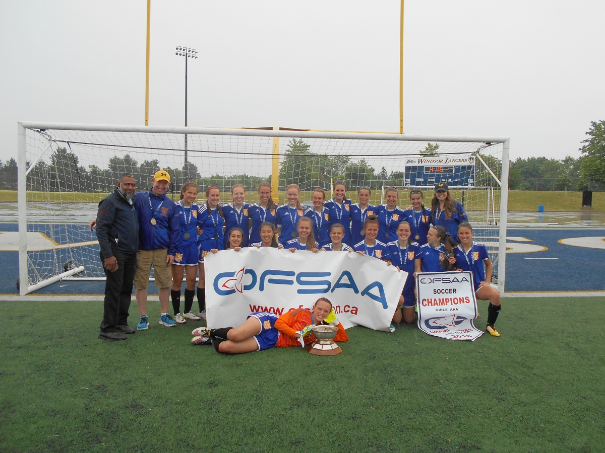 Lawrence park CI ofsaa2018_champs