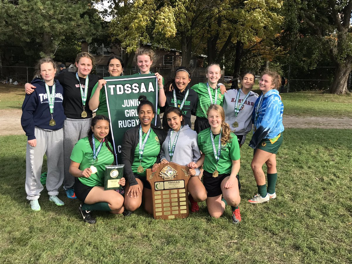 Leaside Junior Girls Rugby 7s