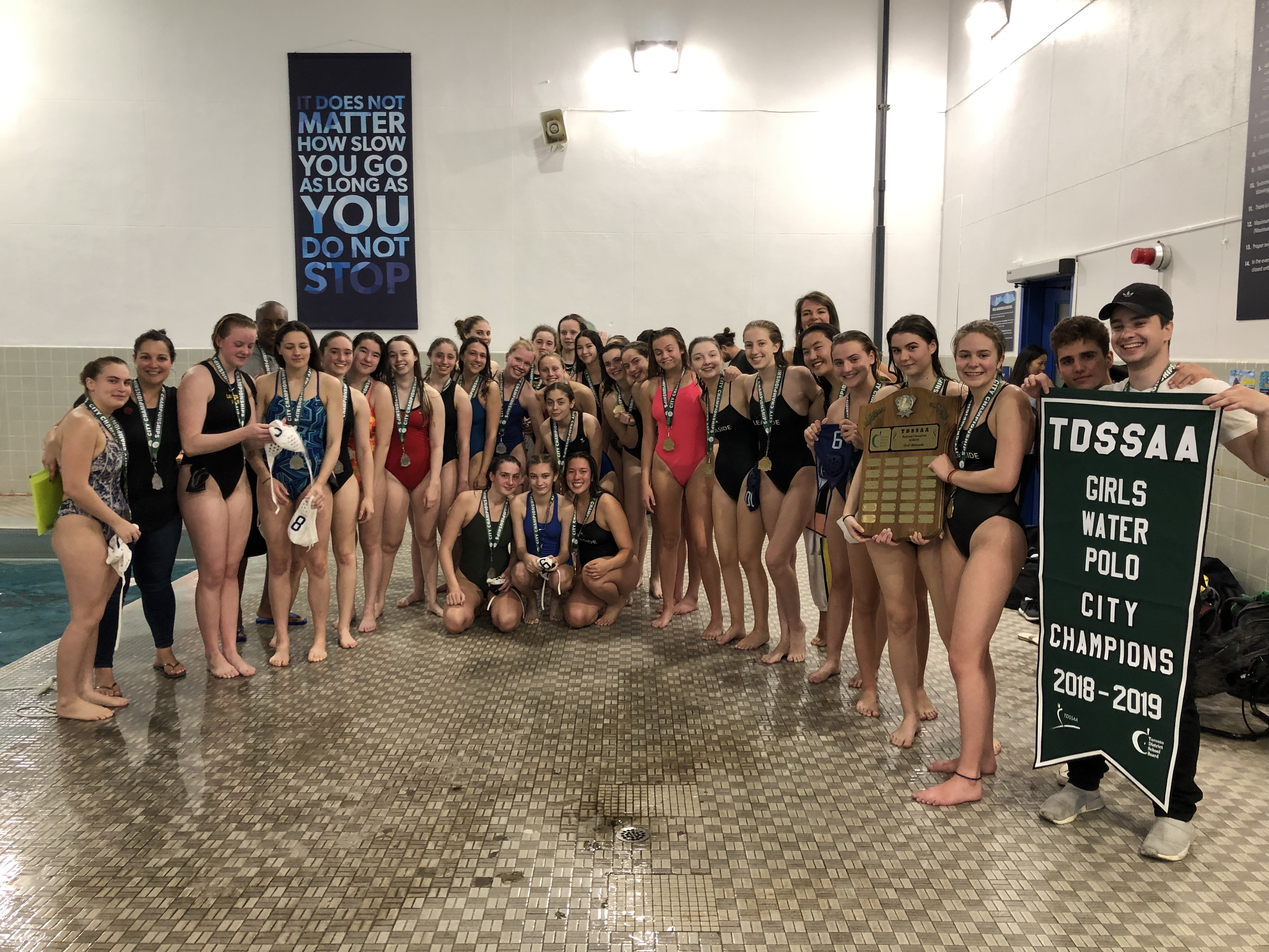 Waterpolo Girls City Championships_2019