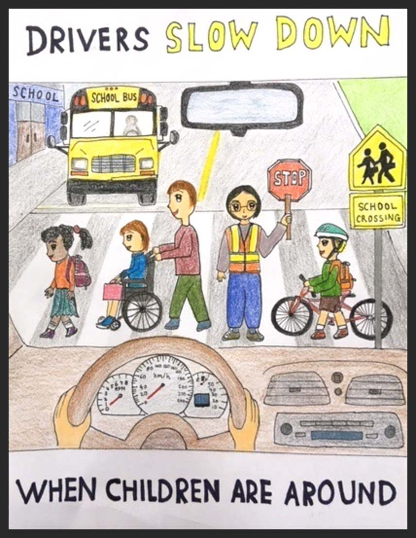 Traffic Safety Poster Competition