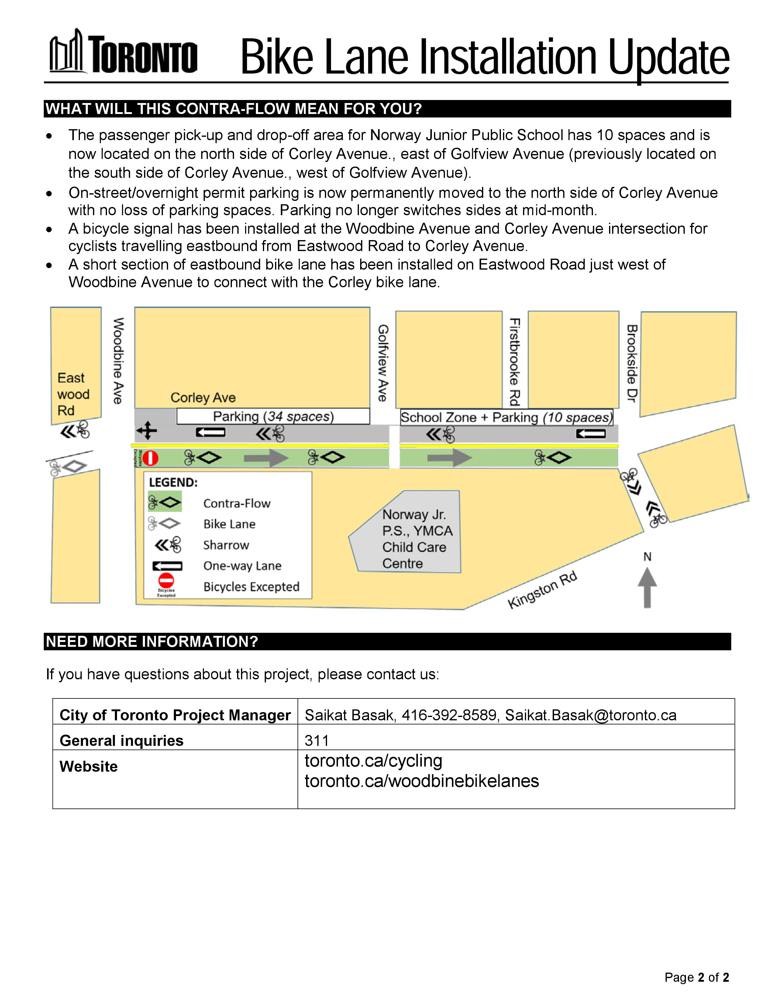 Corley Update Flyer Bike Lane FINAL_pg2