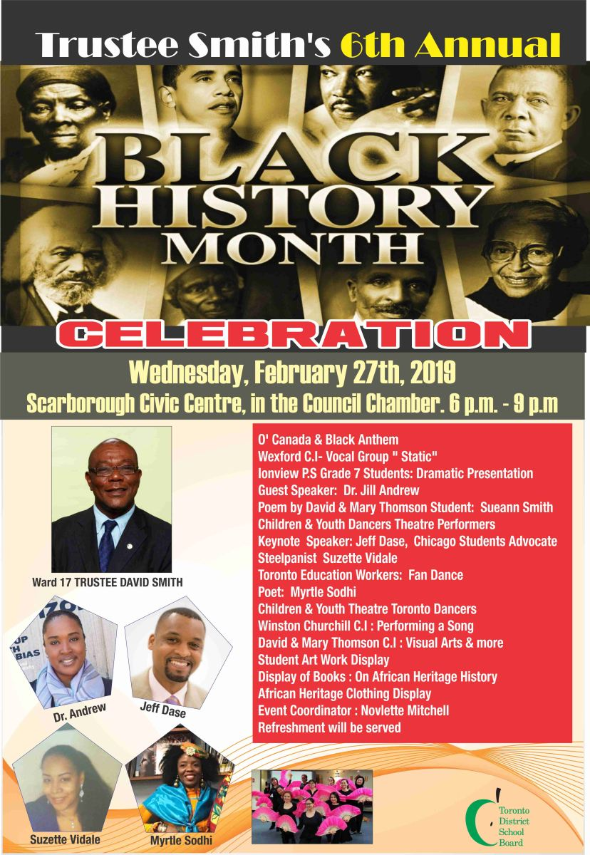 2018 02 27 Black History Event Flyer D.Smith