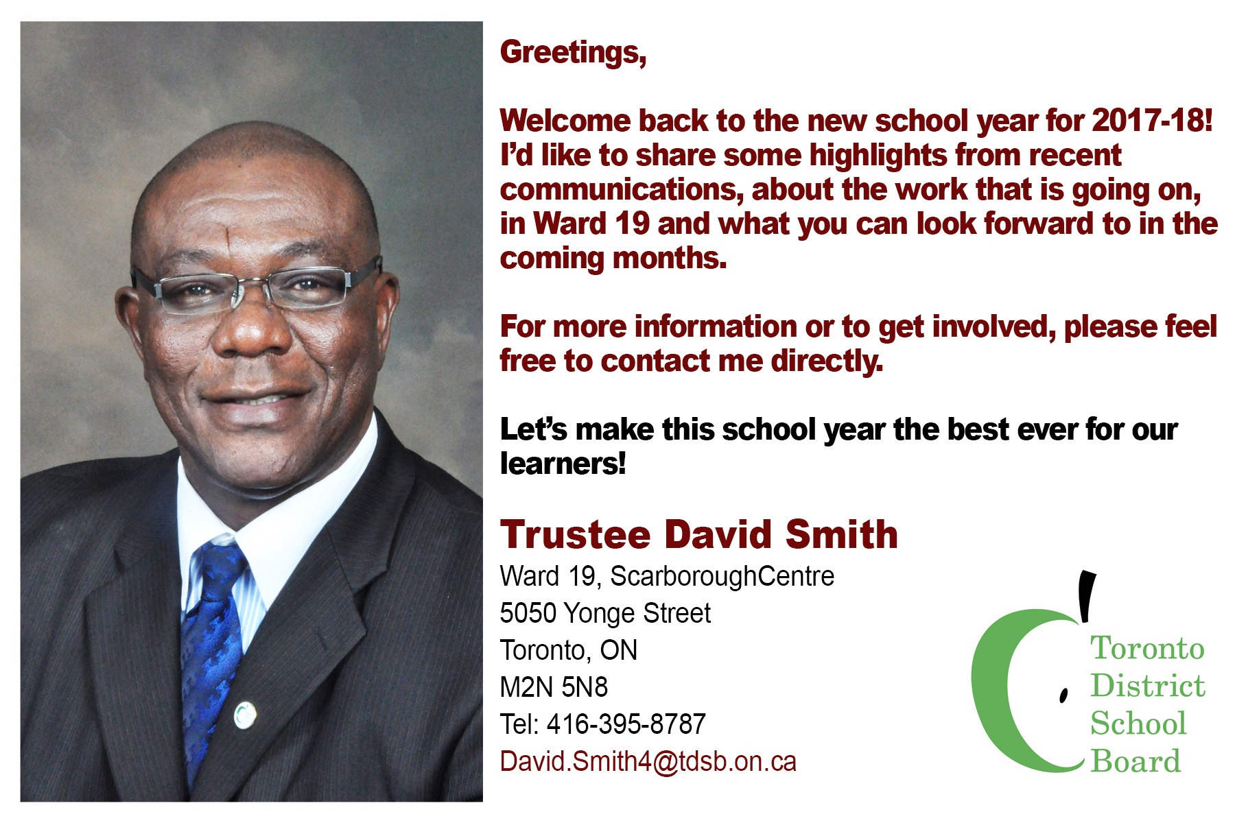 David Smith Back to School Front ver 2636425528325703949