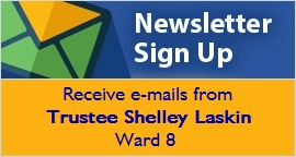 Sign up for Ward 8 newsletter